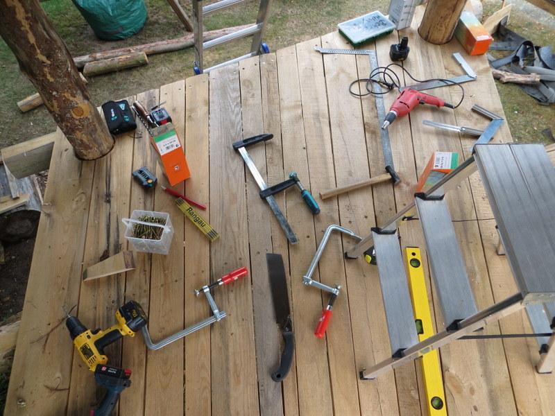 Werkzeugchaos